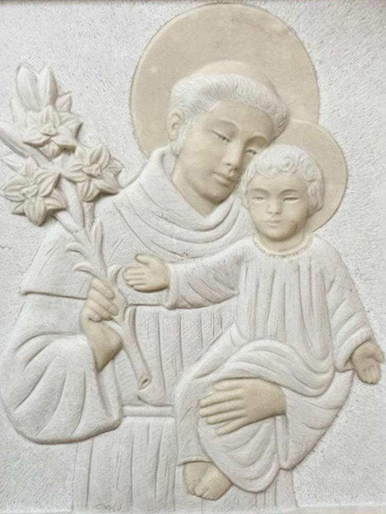 Saint Anthony with Child